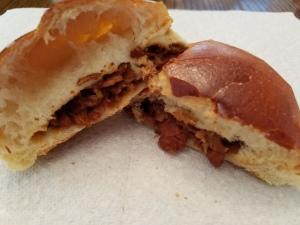Roast Pork Bun from Hong Kong Bakery & Bistro