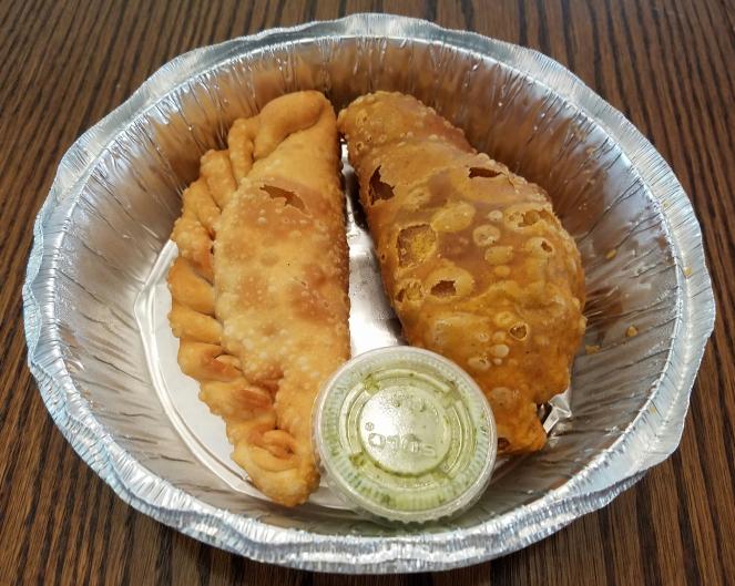 Chicken and Beef Empanadas from La Empanada Llama