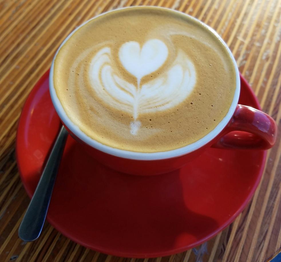 Sweet Latte from Moto Coffee