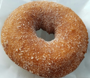 Apple Cider Donut from Golden Harvest Farms