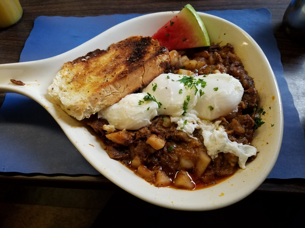 Red Flannel Hash at Jake Moon