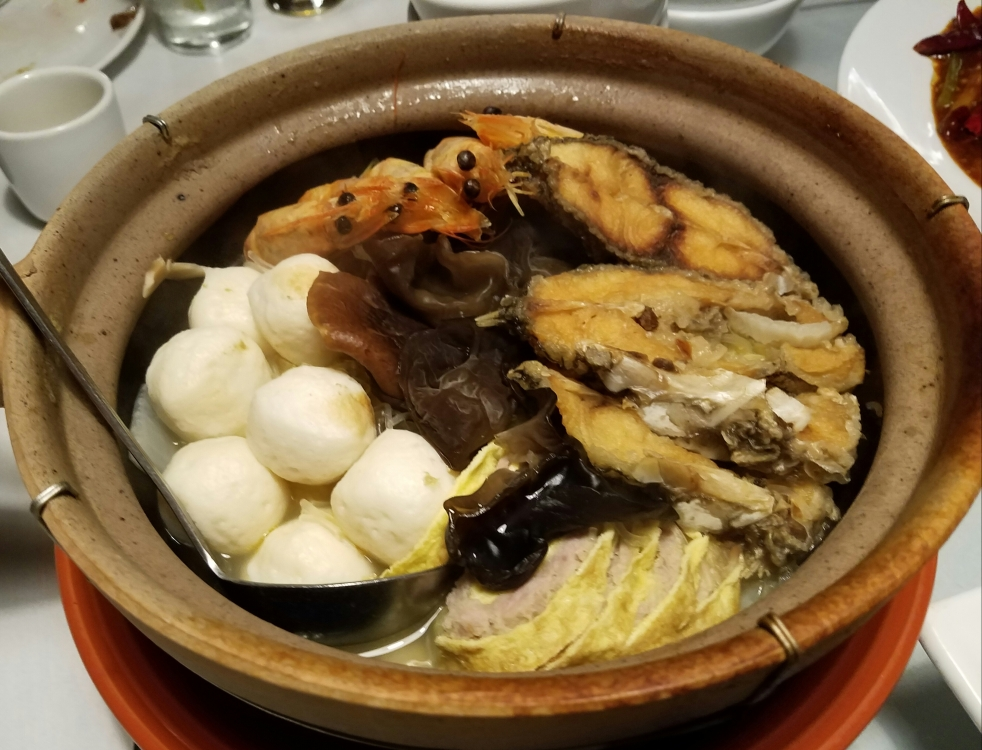 Grandma's Bowl at Ala Shanghai