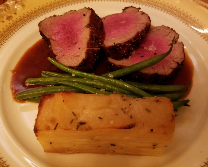 Chateaubriand at Chez Nous
