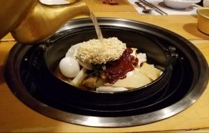 Toppoki at Namu Korean BBQ