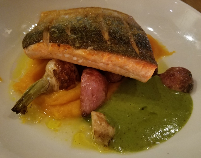 Arctic Char at Malcolm's