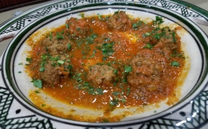 Marrakshee Tagine at Marrakesh